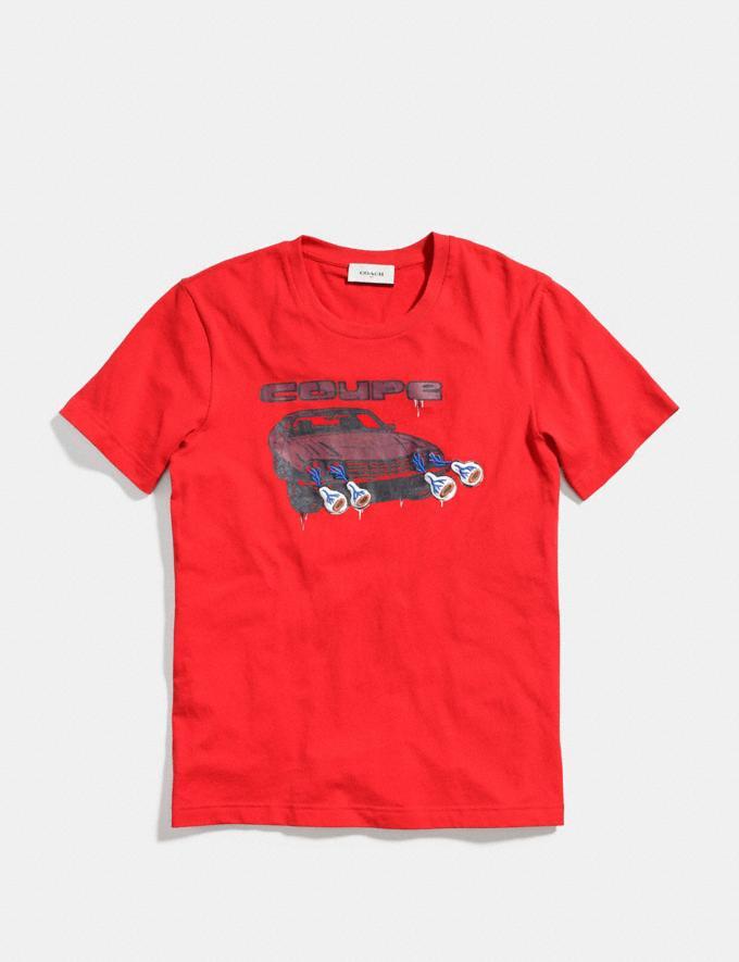 Coach T-Shirt Cayenne Wild Car DEFAULT_CATEGORY Alternate View 1