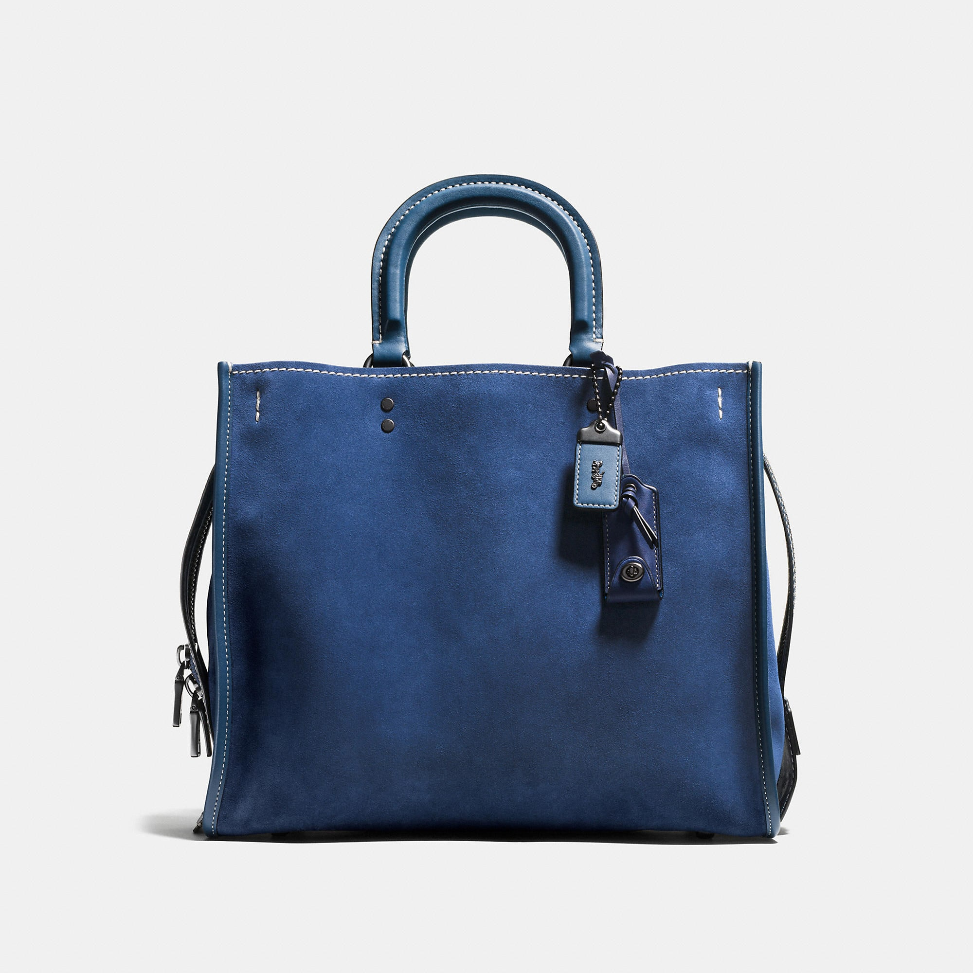 Coach Rogue Bag 36 In Suede