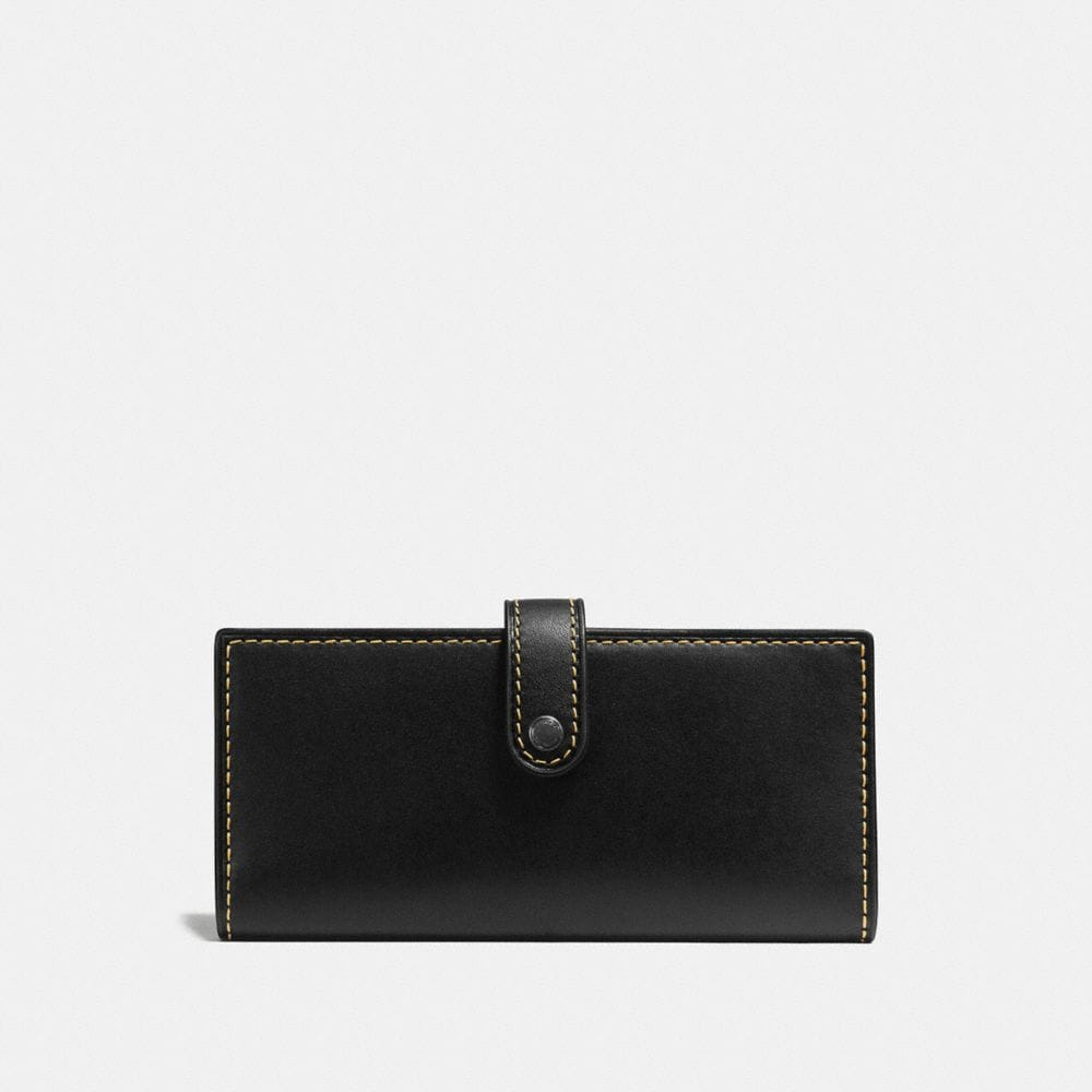 Slim Trifold Wallet in Glovetanned Leather