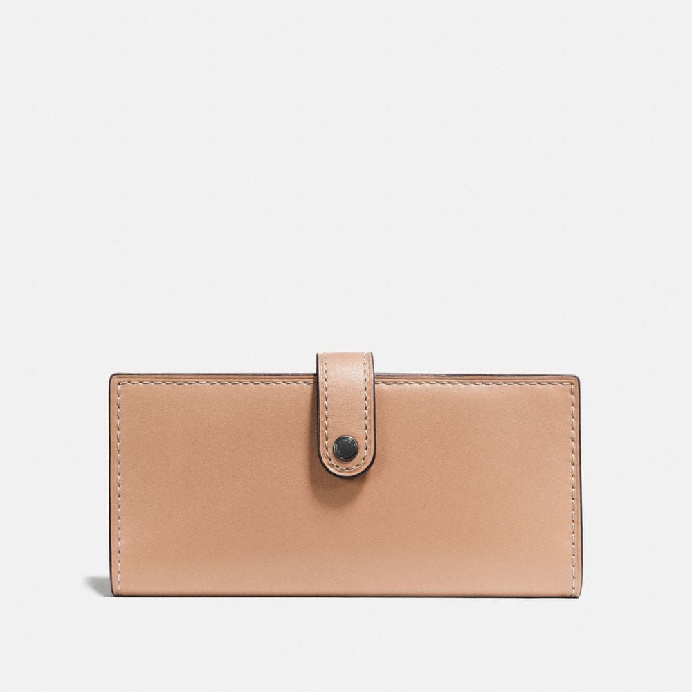 Coach Slim Trifold Wallet