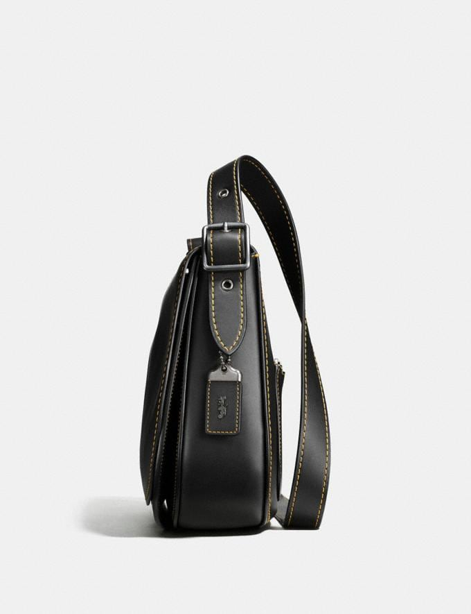 Coach Saddle Black Copper/Black New Featured Online-Only Alternate View 1