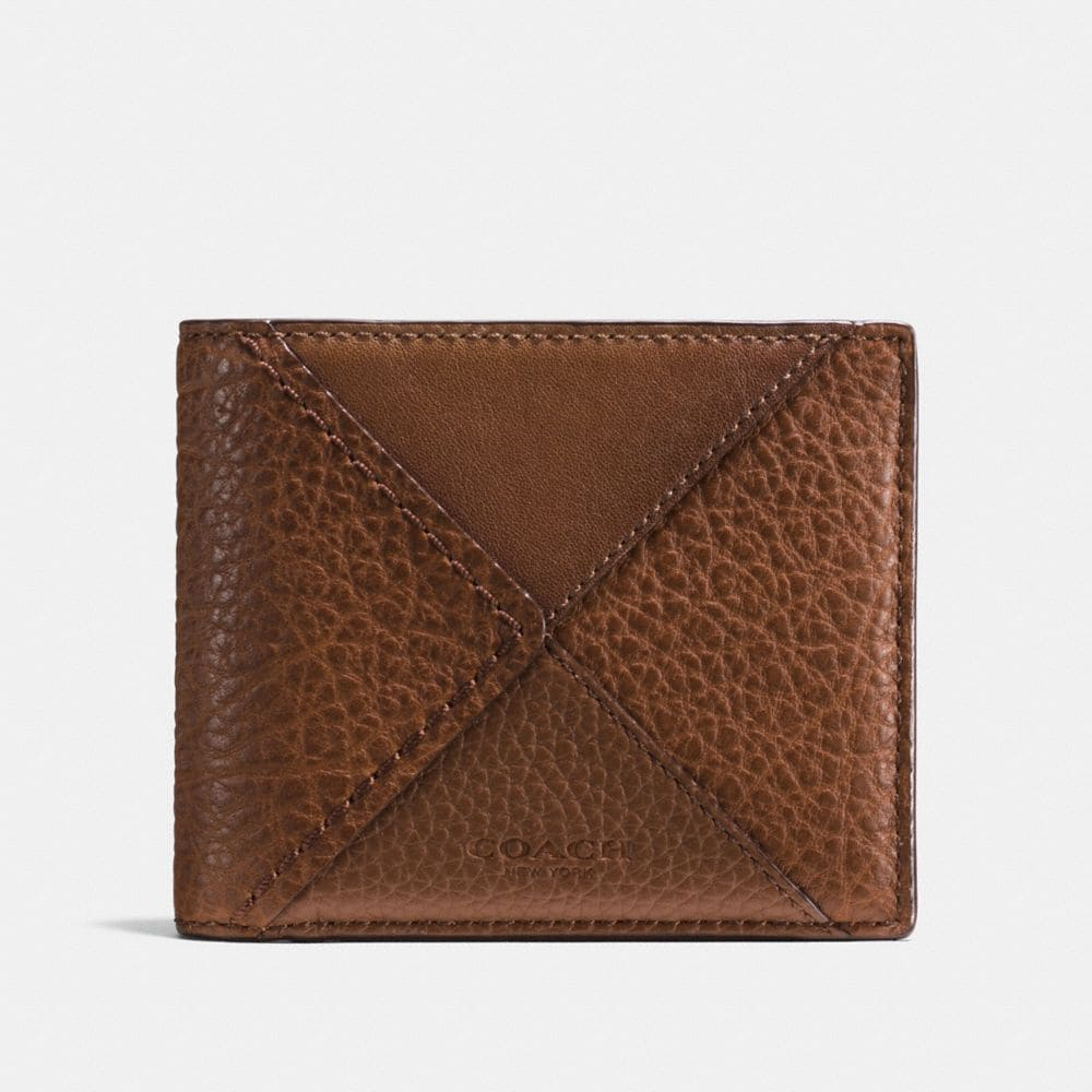 3-IN-1 WALLET IN CANYON QUILT LEATHER