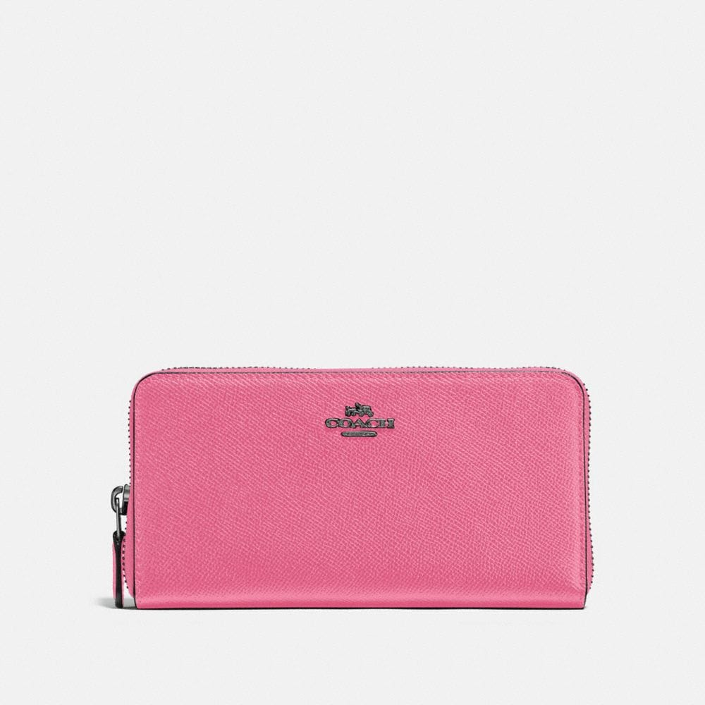 Coach Accordion Zip wallet WktcUvMZ
