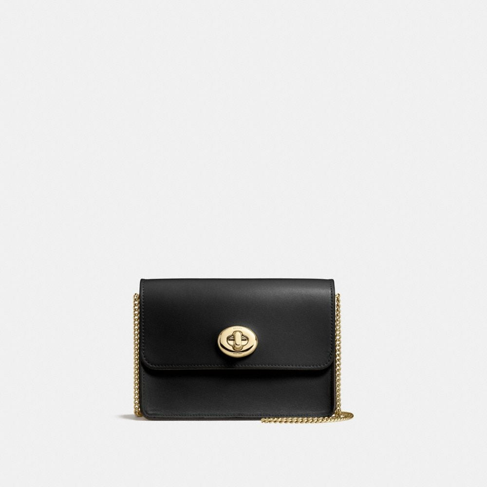 Bowery Crossbody in Refined Calf Leather