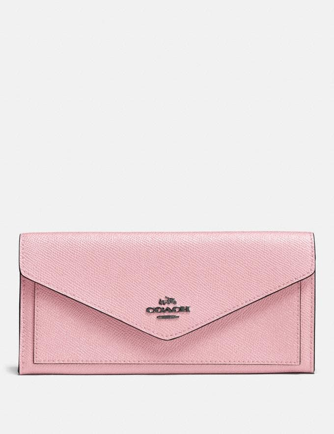 Coach Soft Wallet V5/Aurora New Featured Jennifer Lopez's Picks