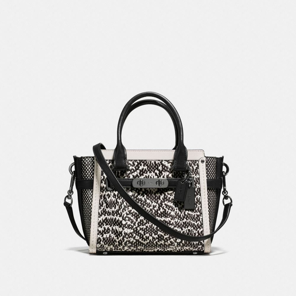 COACH SWAGGER 21 IN SNAKE