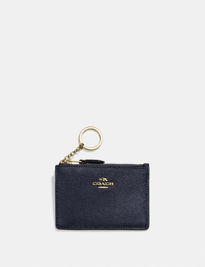 Coach Mini Skinny Id Case Linav New Featured Bestsellers