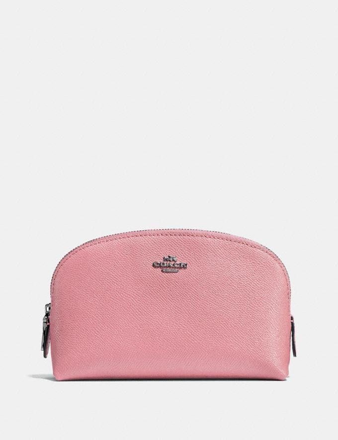 Coach Cosmetic Case 17 Pink Gift For Her Under €100