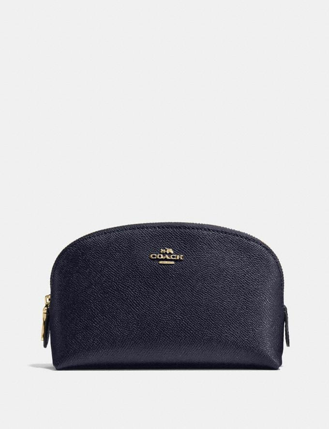 Coach Cosmetic Case 17 Li/Navy