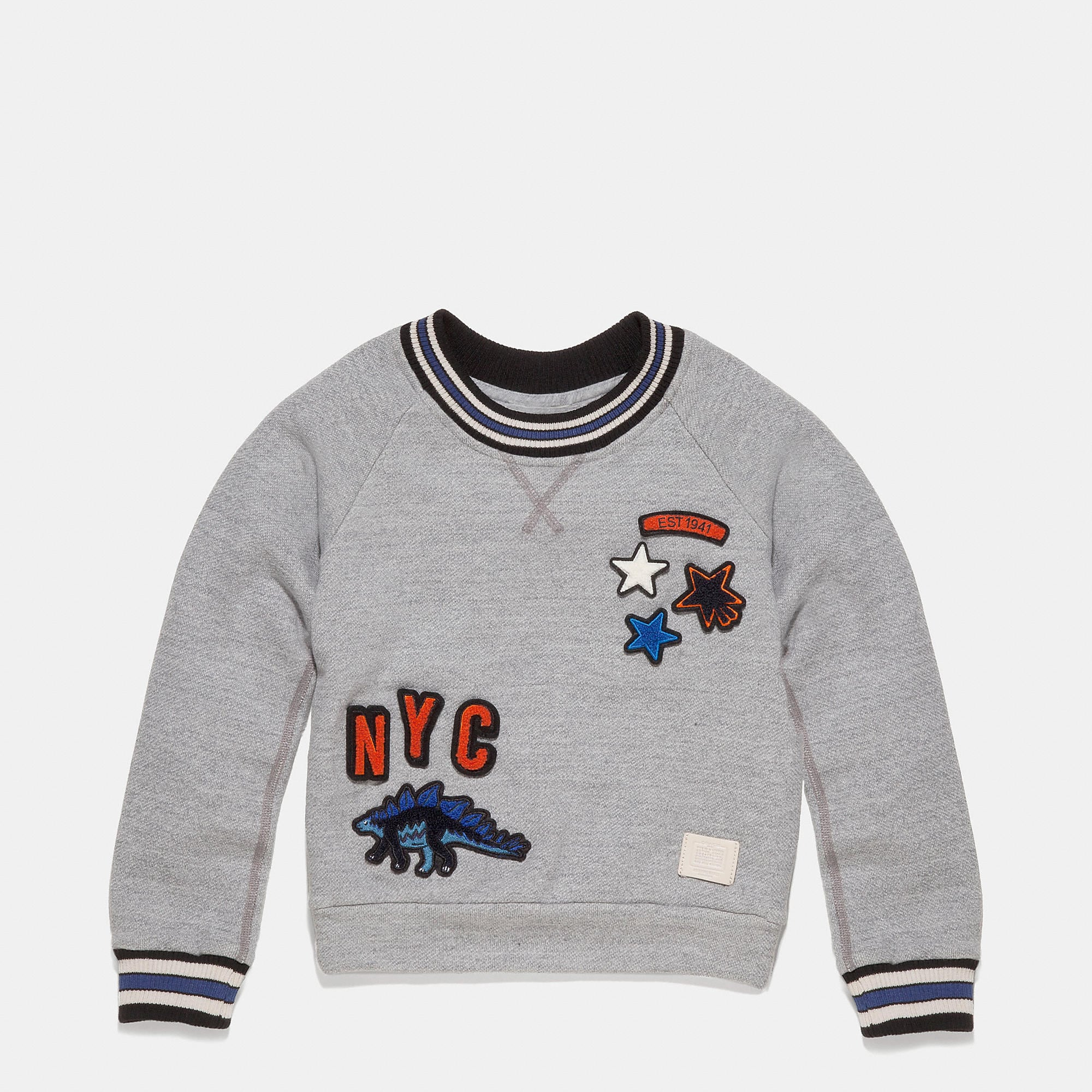 Coach Kids Varsity Sweatshirt