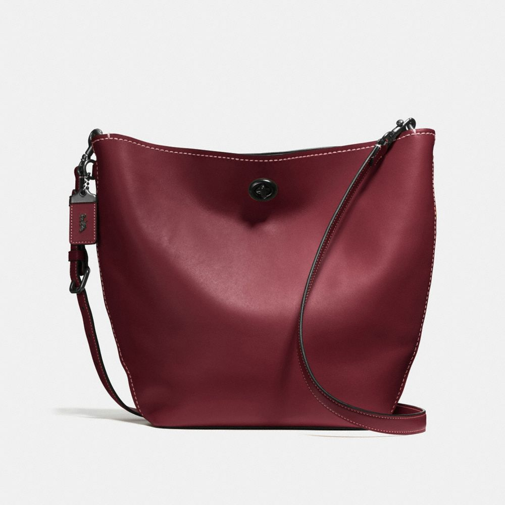 COACH: Duffle Shoulder Bag in Glovetanned Leather