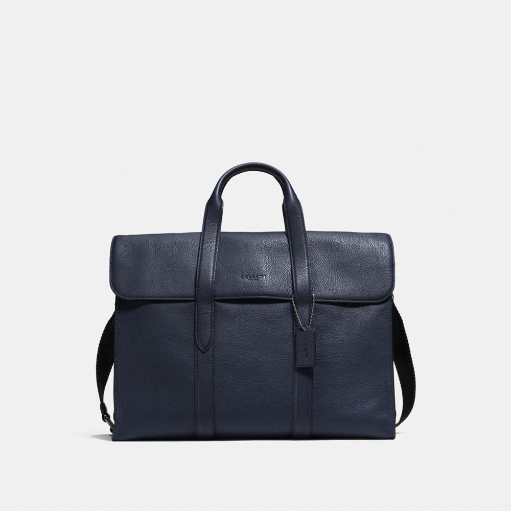 METROPOLITAN PORTFOLIO IN REFINED PEBBLE LEATHER