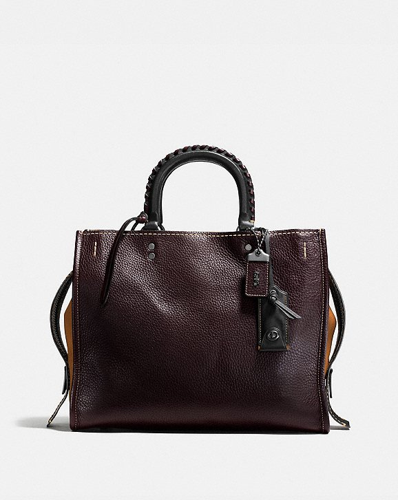 Coach detachable strap tote Purchase Online Cheap Fashionable Top Quality Cheap Online Free Shipping Exclusive Looking For Cheap Price oIwMhWOL3
