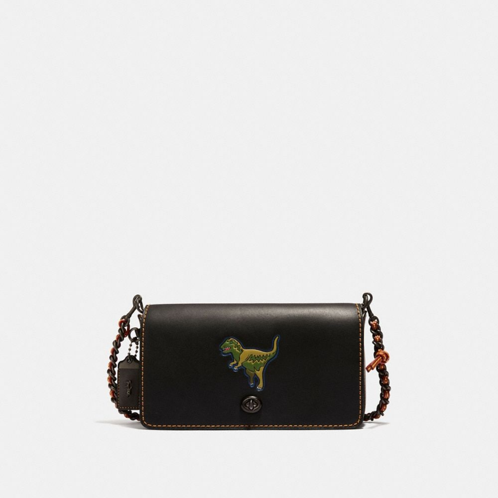 Rexy Dinky Crossbody in Glovetanned Leather