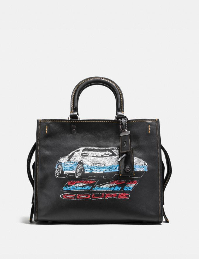 Coach Rogue With Car Black/Black Copper SALE Sale Edits Rogue Rogue