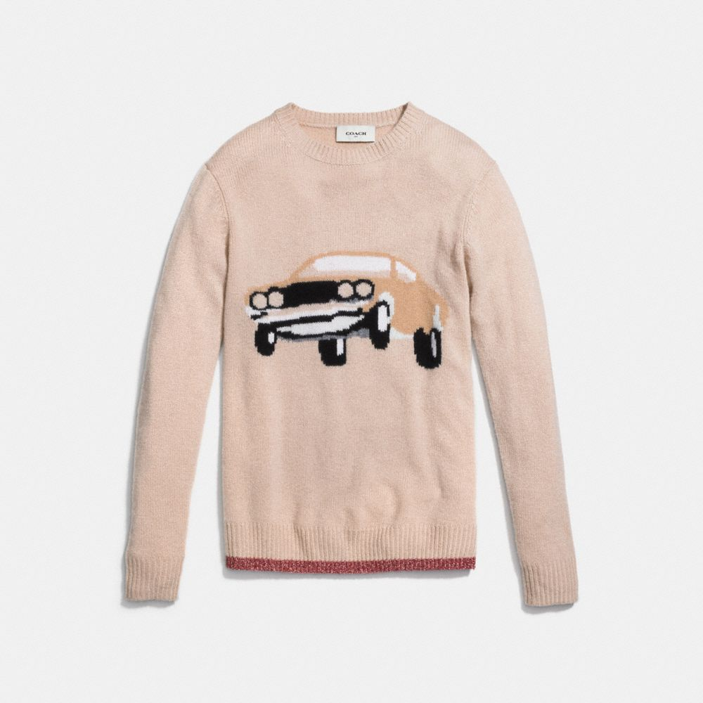 Car Sweater - Alternate View A1