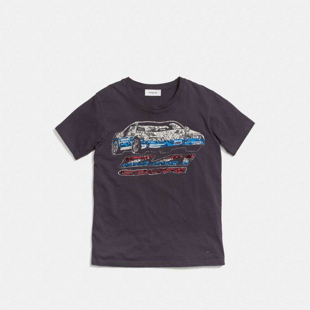 Coach Car T-Shirt Alternate View 1
