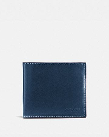 8304f5867cb1 BOXED DOUBLE BILLFOLD WALLET