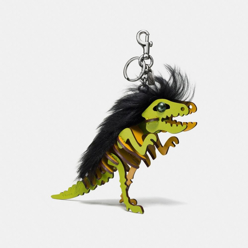MEDIUM MOHAWK REXY BAG CHARM