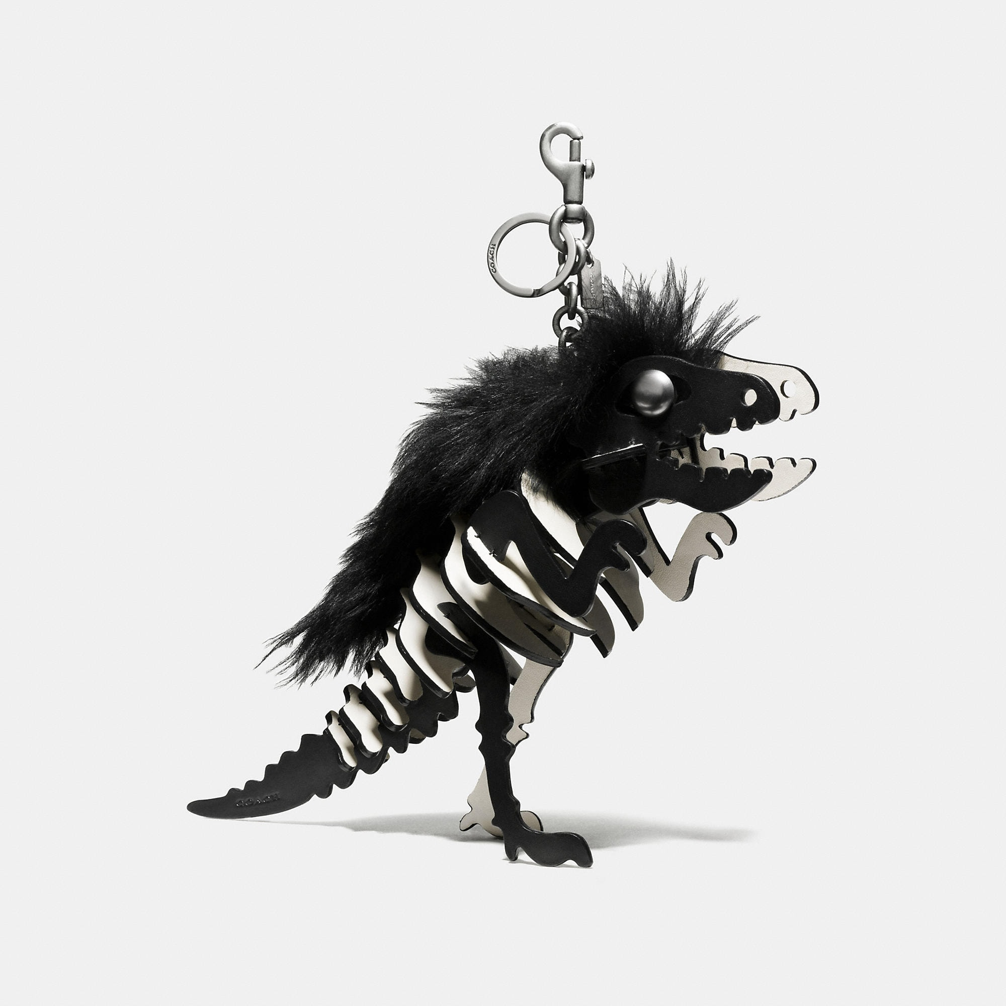 Coach Large Wild Rexy Bag Charm