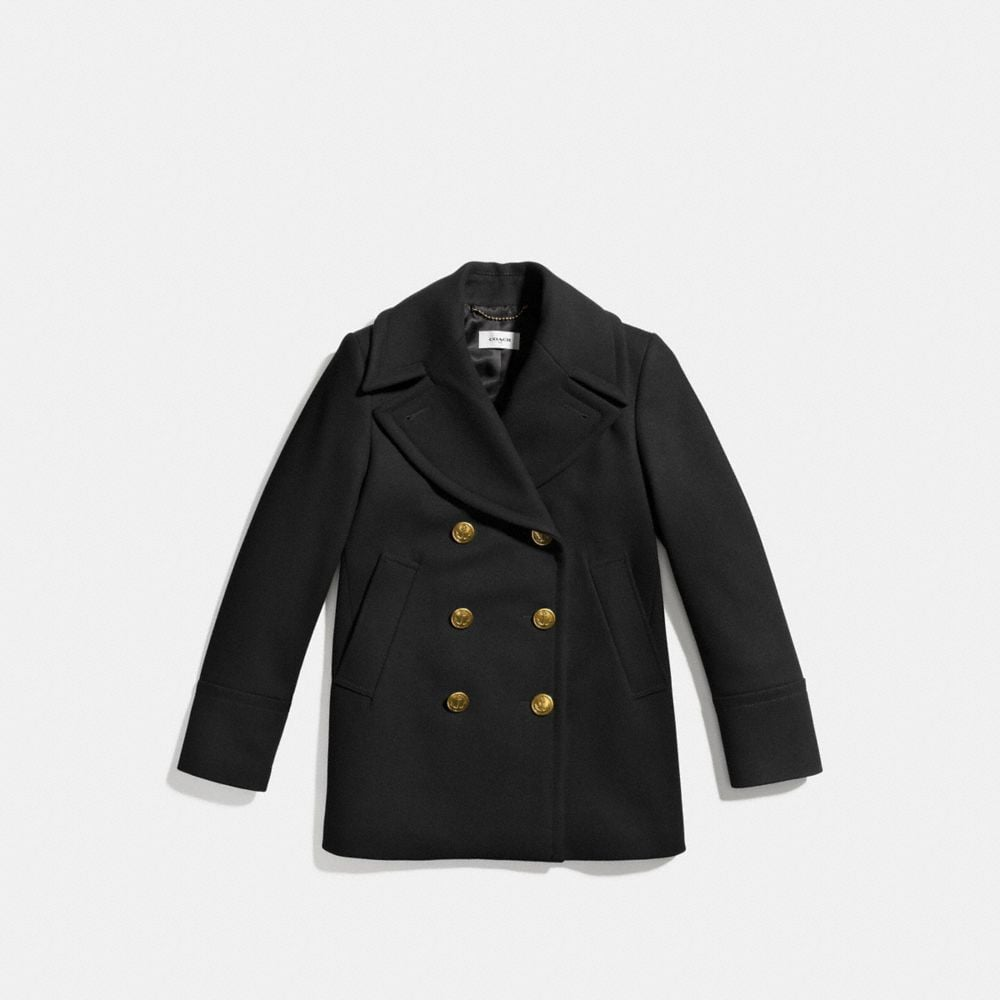 Coach Classic Peacoat Alternate View 1
