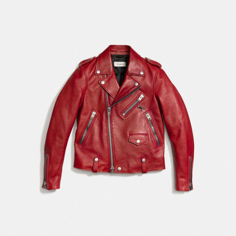 Coach Moto Jacket