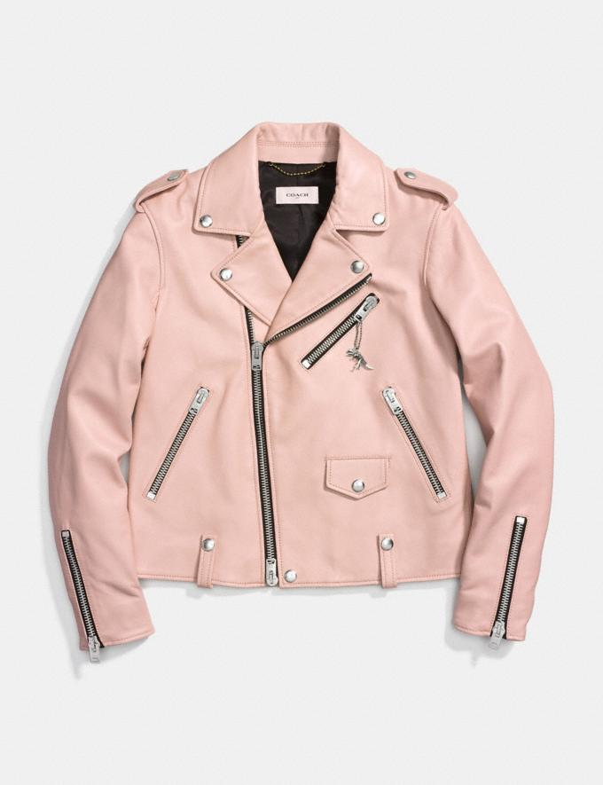 Coach Moto Jacket Powder Pink Gifts For Her Bestsellers