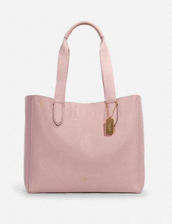 Coach Derby Tote Im/Blossom Wine Deals