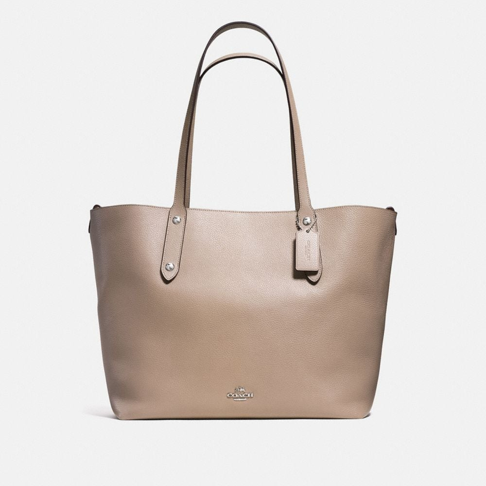 Coach Large Market Tote