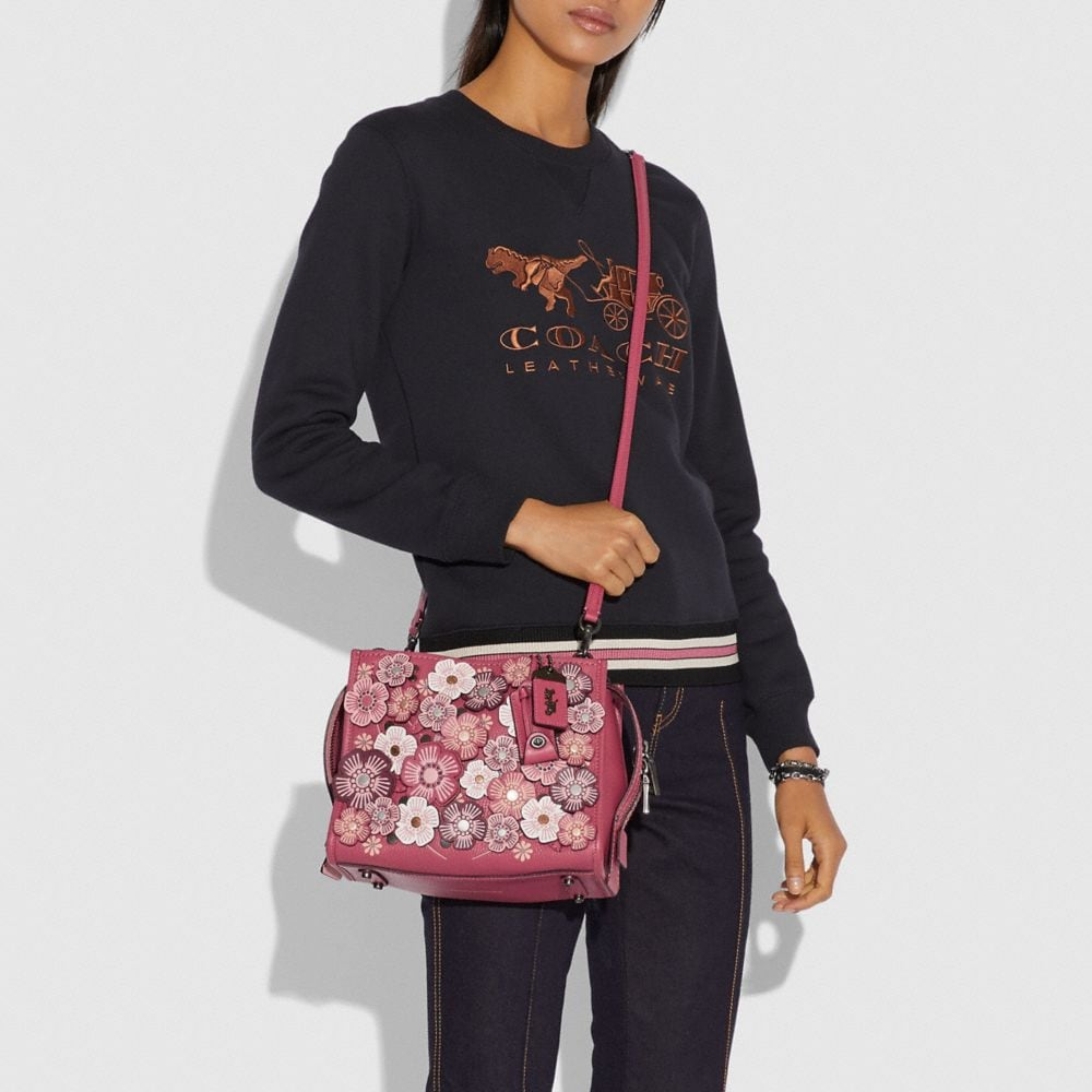 Coach Rogue 25 With Tea Rose Alternate View 4