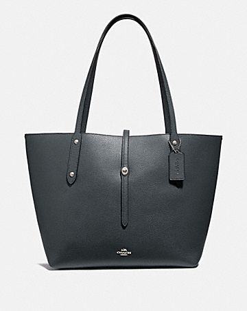 bae6c60b927 Leather Tote Bags | COACH ®