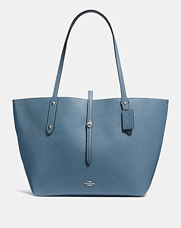 a340318f5796 Leather Tote Bags | COACH ®