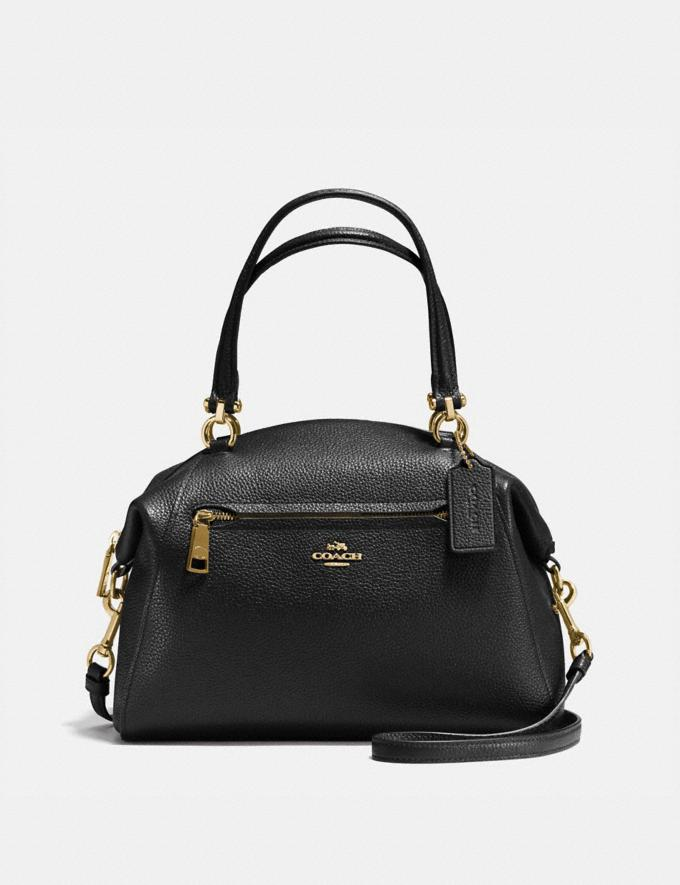 Coach Prairie Satchel Peacock/Gold New Featured Online Exclusives
