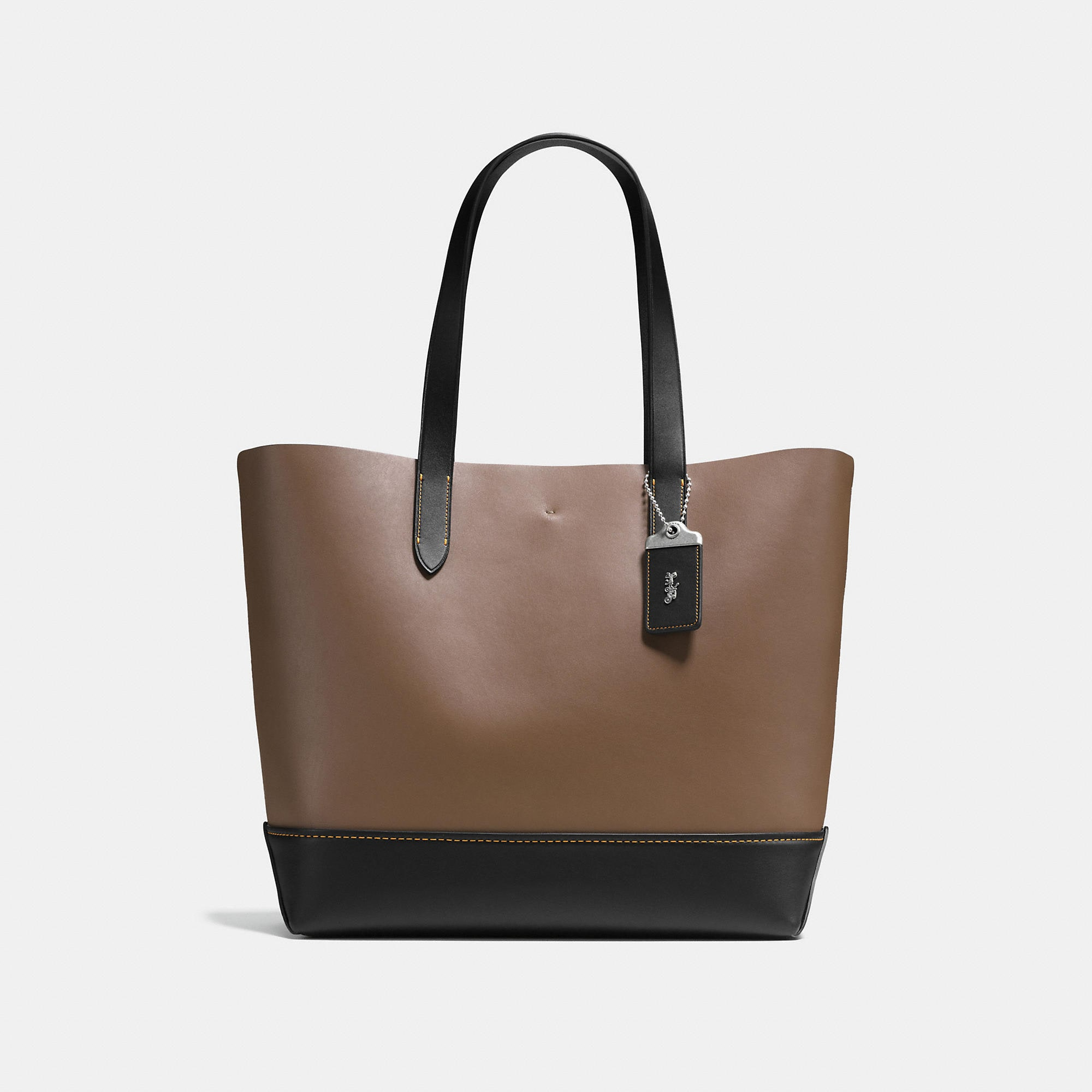 Coach Gotham Tote In Glove Calf Leather