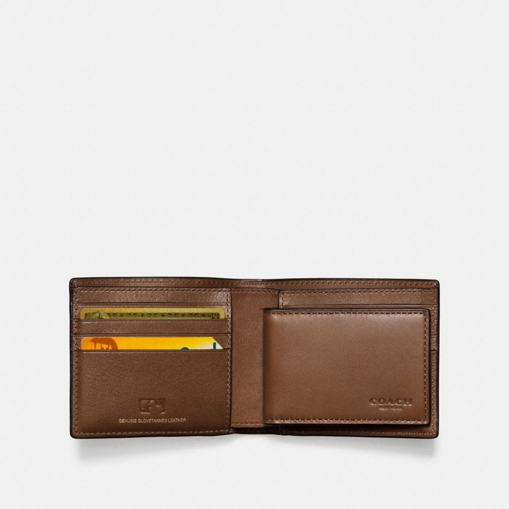 Coach 3-In-1 Wallet With Mlb Team Logo Alternate View 1