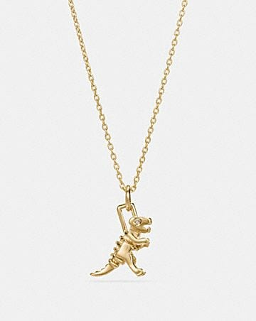 MINI 18K GOLD PLATED REXY NECKLACE