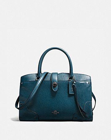 Mercer Satchel 30 With Whiplash Detail