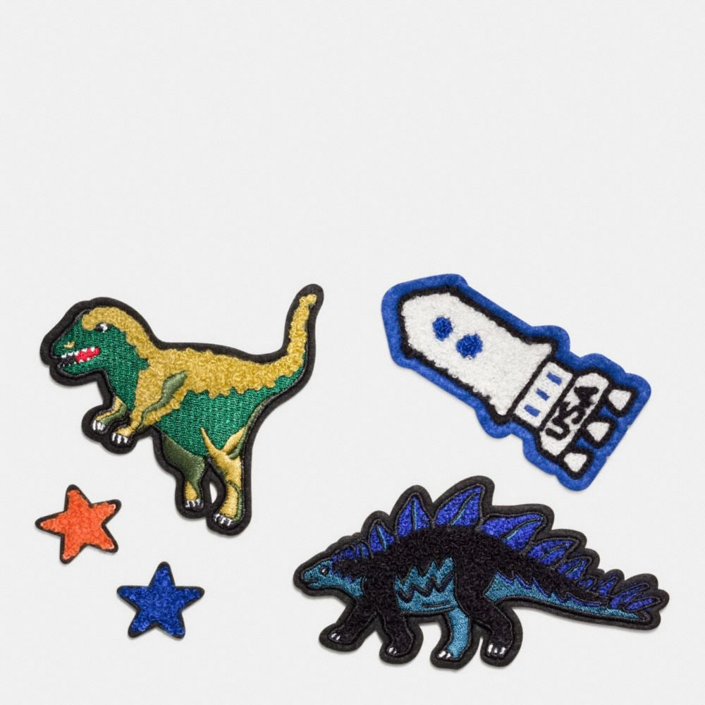 Coach Rexy and the Coach Beasts Stickers