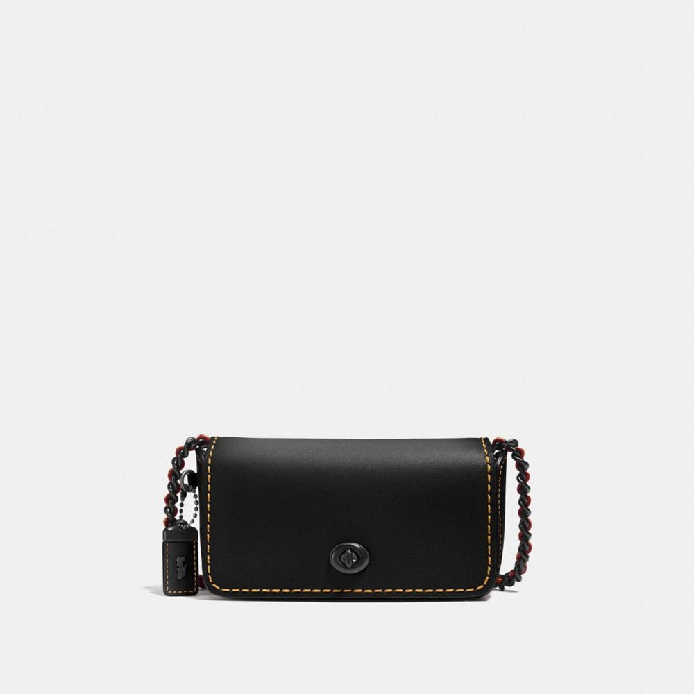 DINKIER CROSSBODY IN GLOVETANNED LEATHER