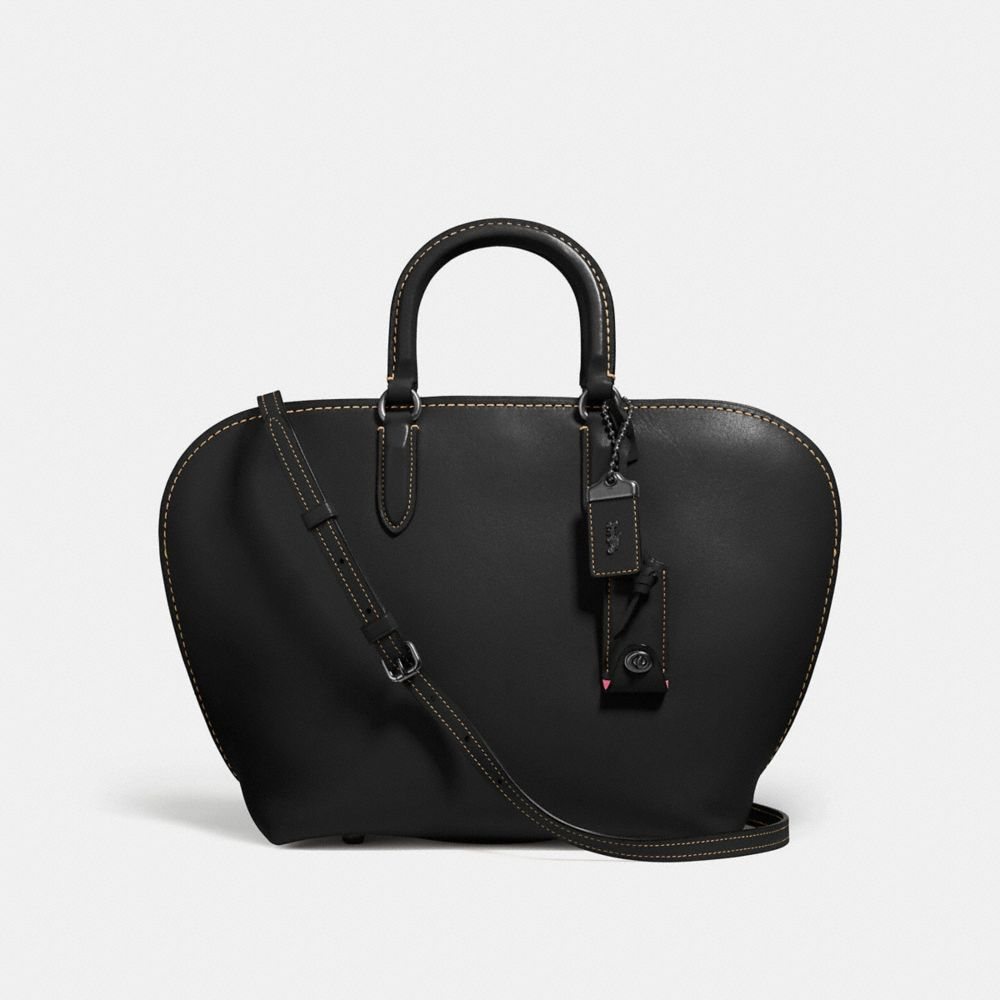 Dakotah Satchel in Glovetanned Leather