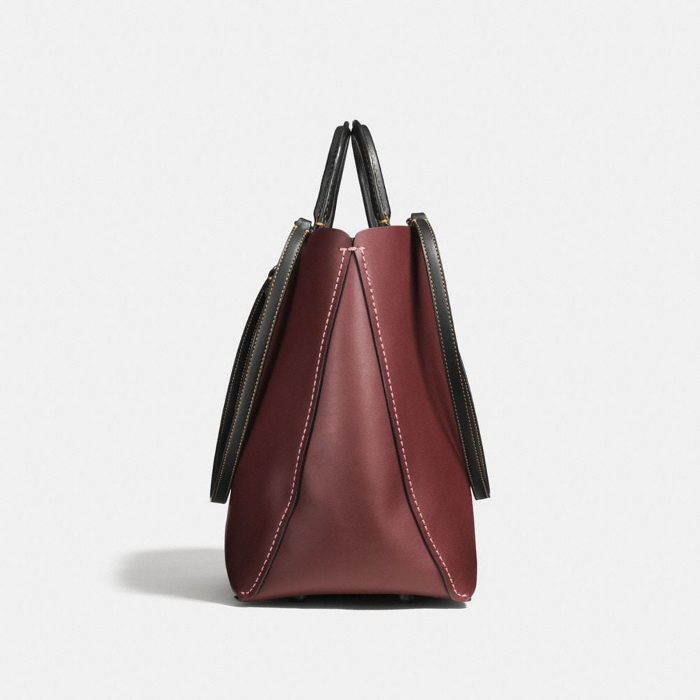 Rogue Tote in Glovetanned Calf Leather - Autres affichages A1