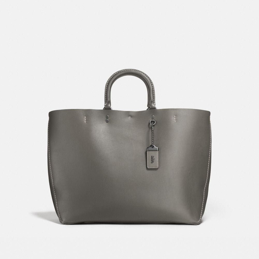 ROGUE TOTE IN GLOVETANNED CALF LEATHER