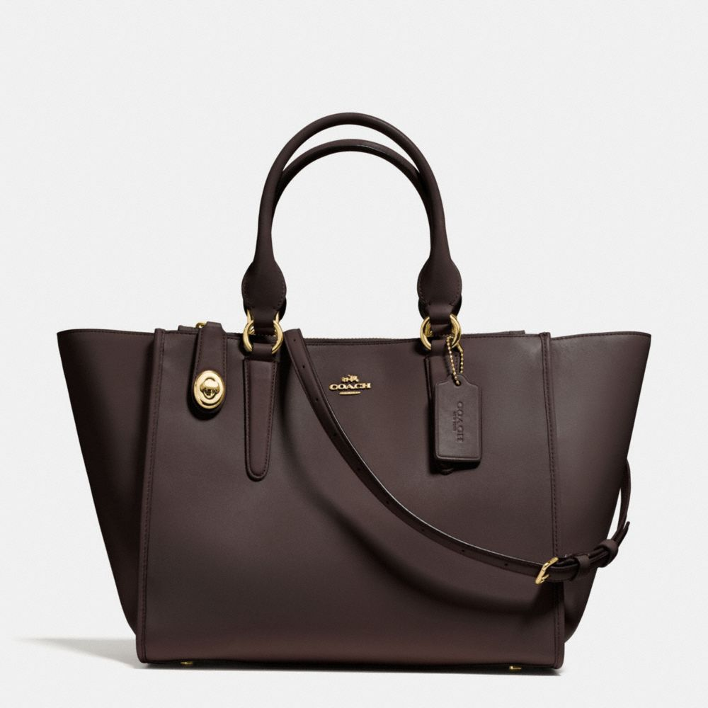 Crosby Carryall in Refined Calf Leather