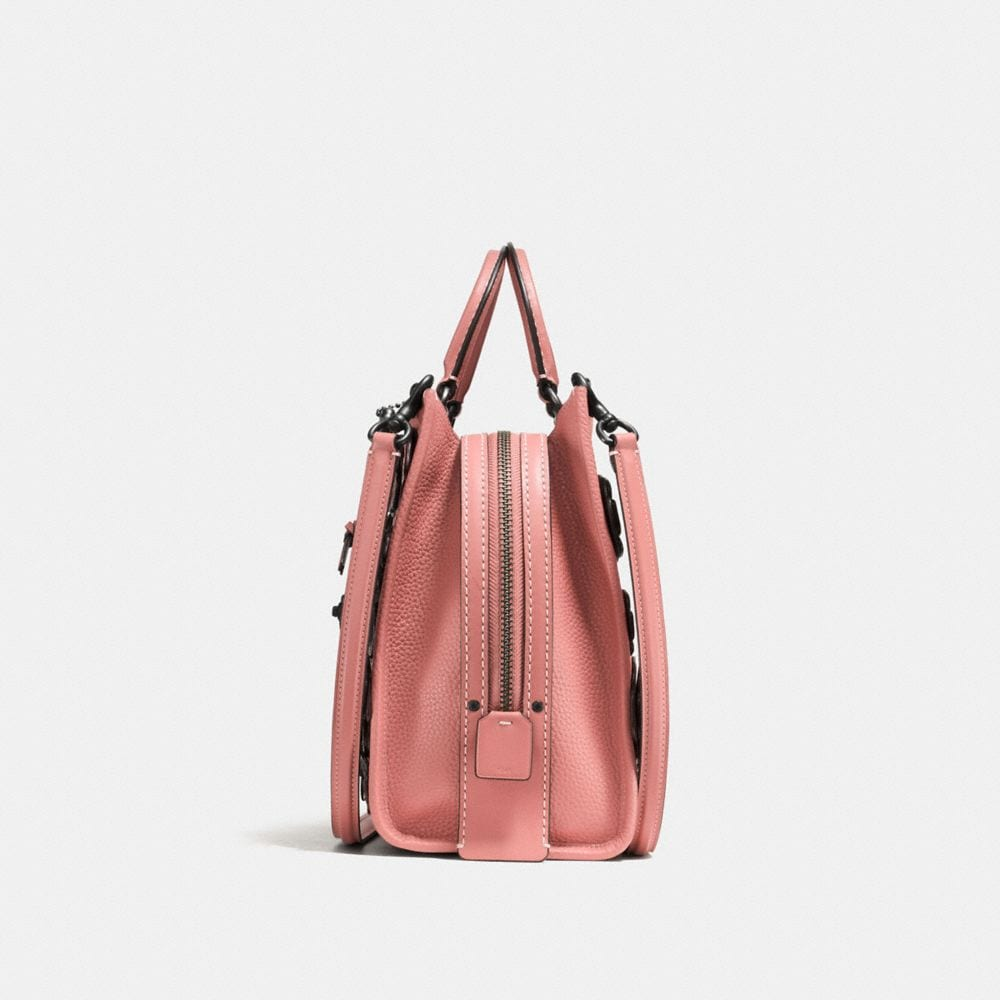 Coach Rogue With Tea Rose Alternate View 1