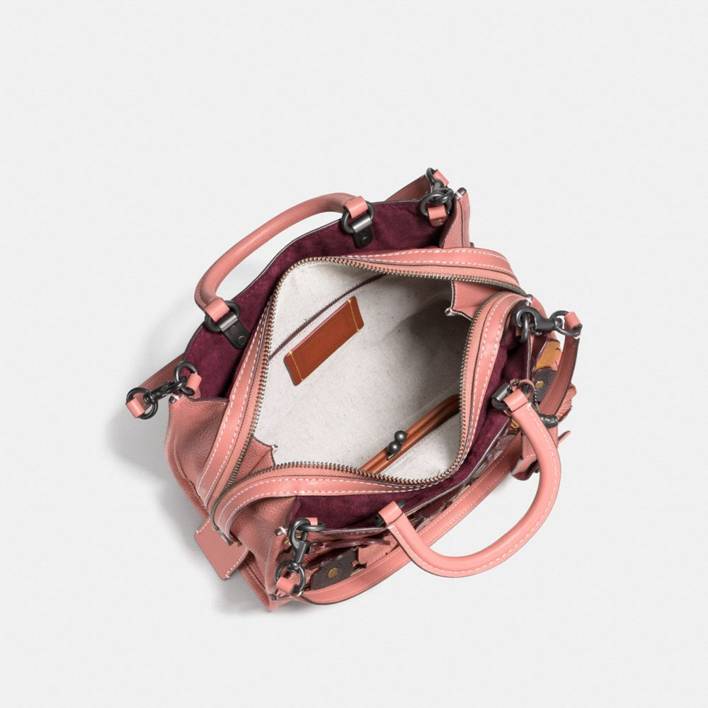 Rogue in Pebble Leather With Tea Rose - Alternate View A2