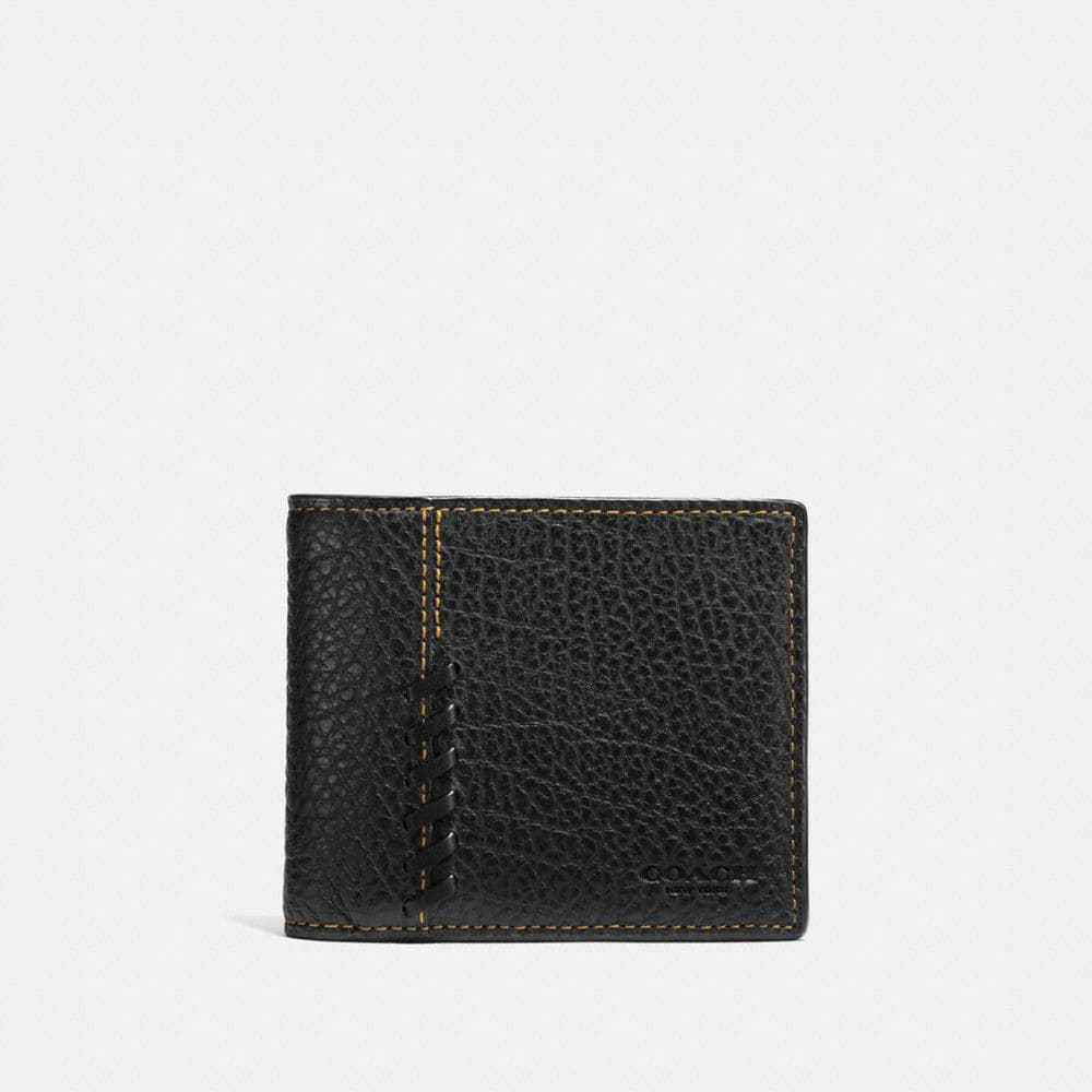 RIP AND REPAIR 3-IN-1 WALLET IN BUFFALO EMBOSSED LEATHER