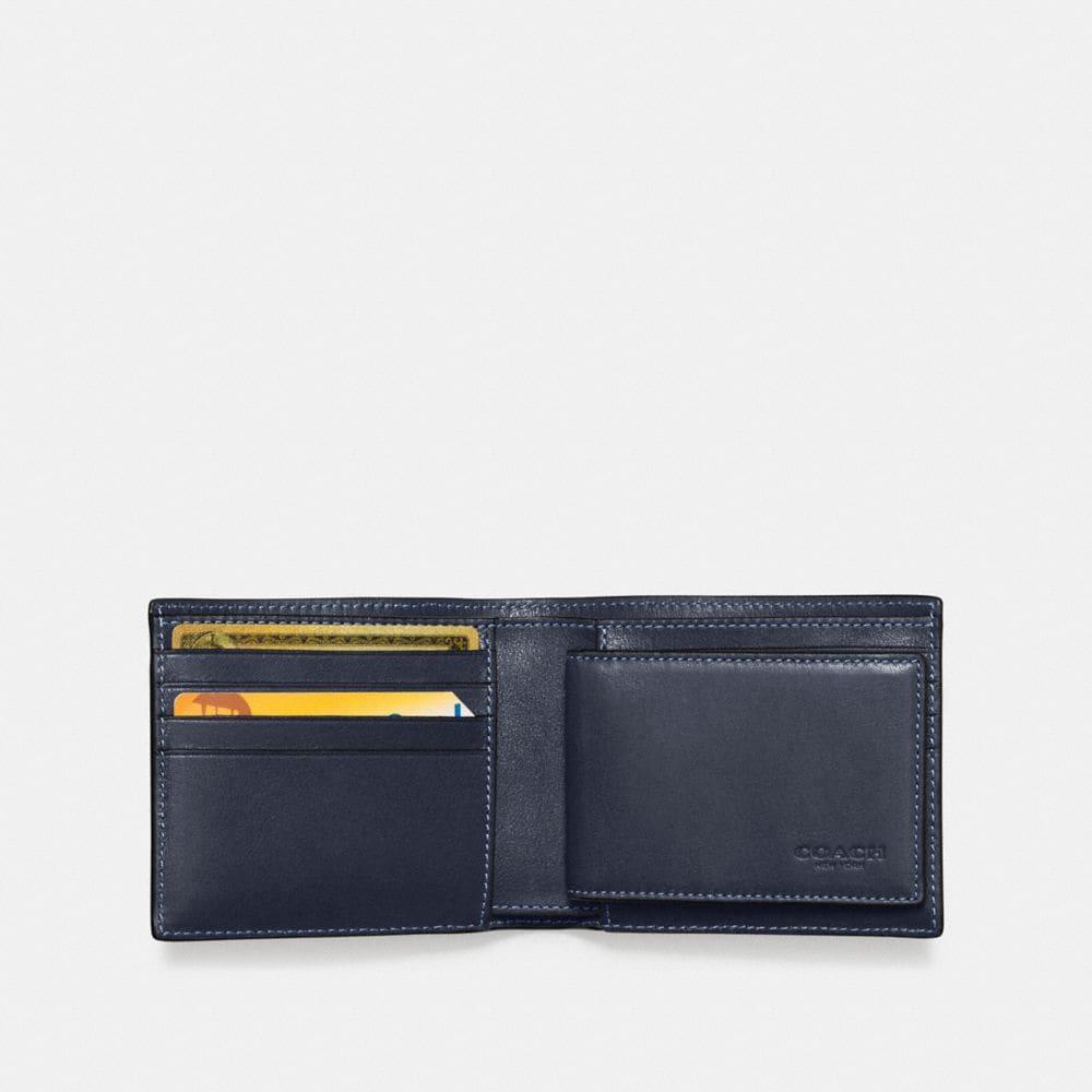 Coach Rip and Repair 3-In-1 Wallet Alternate View 1