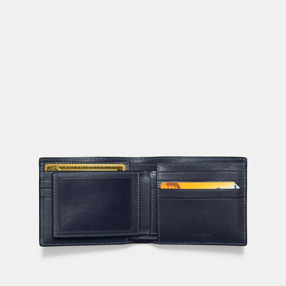 Coach Rip and Repair 3-In-1 Wallet Alternate View 2