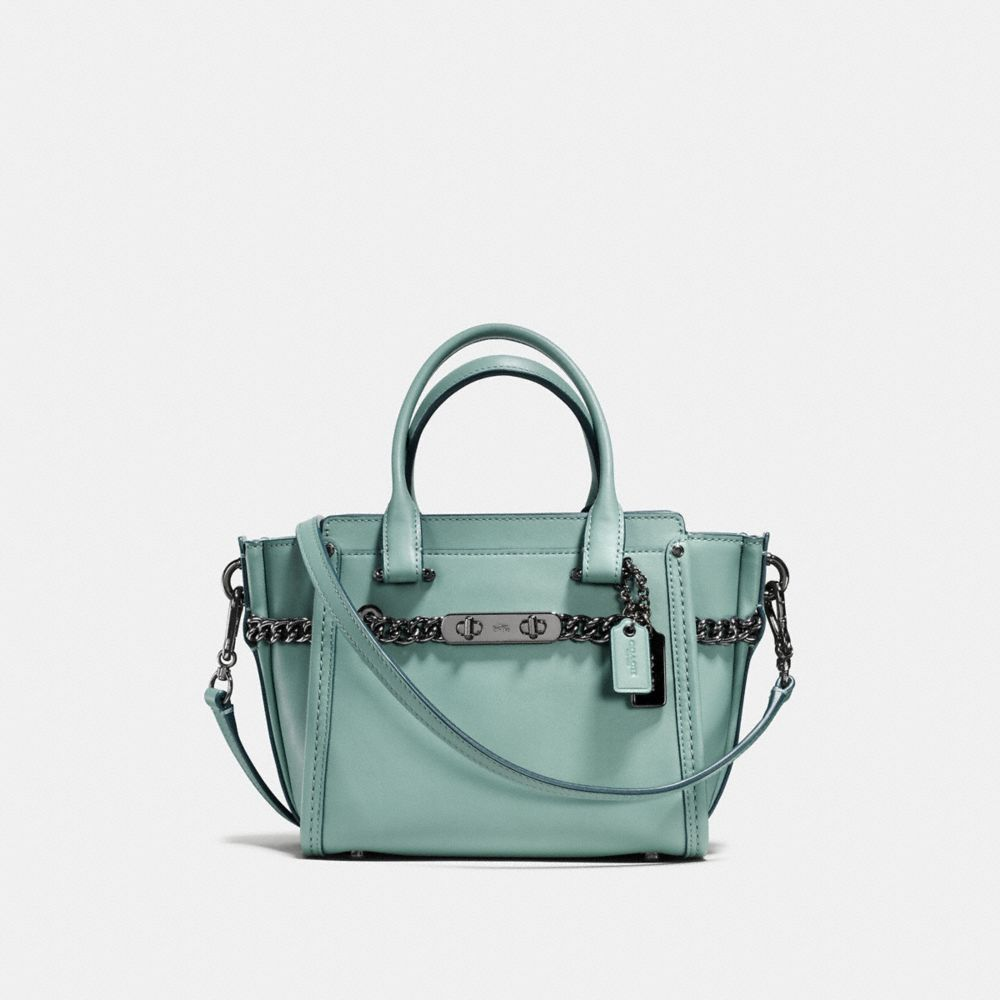 COACH: Coach Swagger 21 in Glovetanned Leather