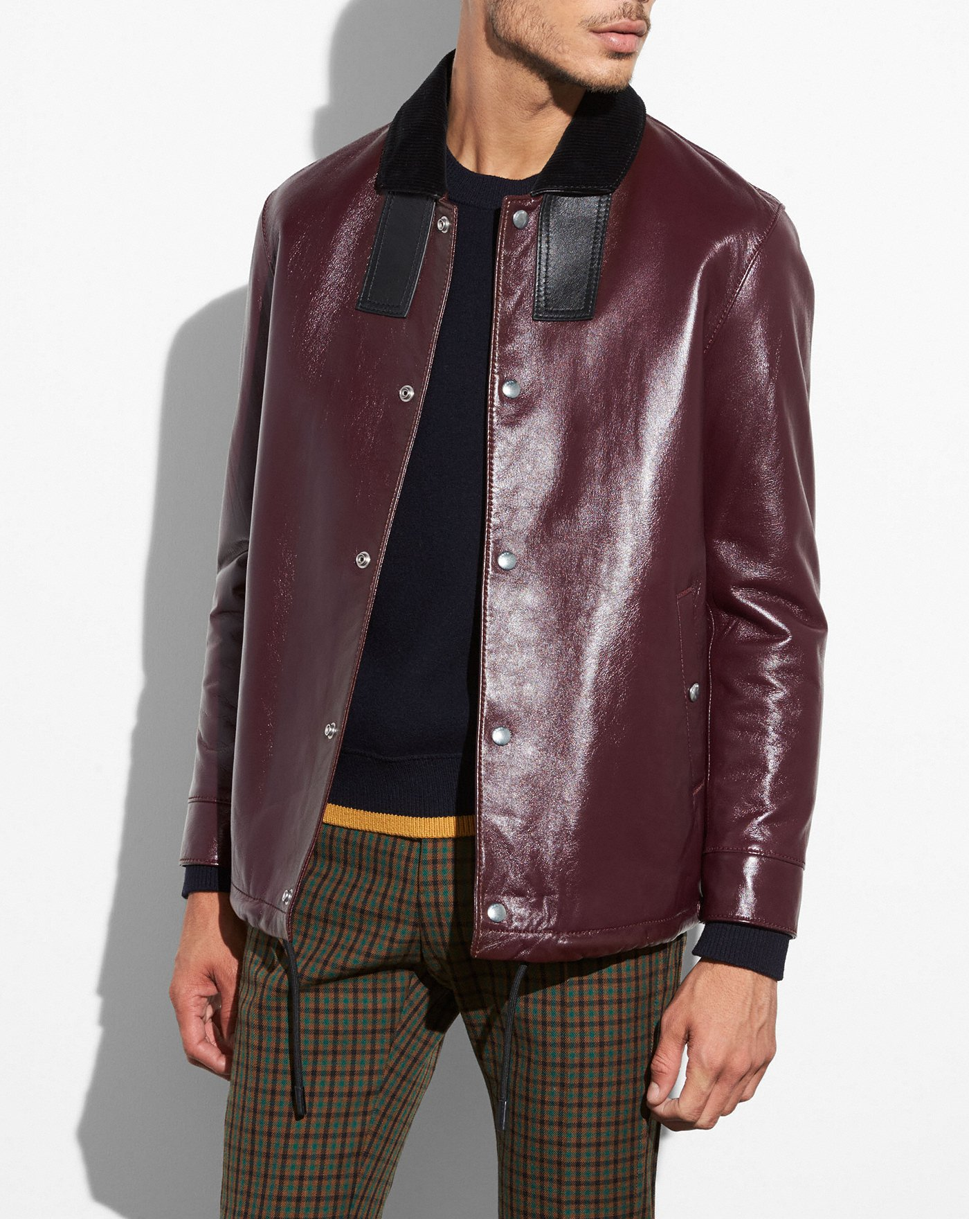 s brioni jackets coats flip consignment mens jacket luxury rug and black collections outerwear it leather rugged men
